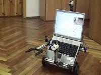 Украинские инженеры создали робота-помощника для дома