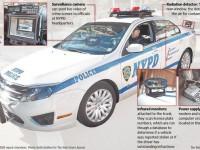 """Нью-йоркская полиция будет ловить нарушителей с помощью """"умных"""" авто"""