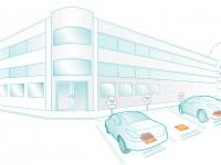 В электромобилях Toyota появится система беспроводной зарядки