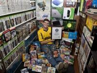 Американец собрал самую большую в мире коллекцию видеоигр
