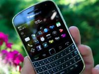 BlackBerry может перейти от производства смартфонов к разработке ПО