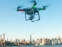 Нью-Йорк переживает всплеск популярности беспилотных дронов