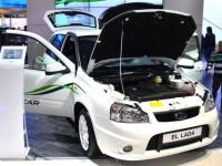 Первый серийный российский электромобиль поступит в продажу с нового года