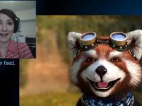 """Система захвата мимики через web-камеру передаст """"лицо"""" пользователя его персонажу"""