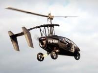 В Голландии начали продавать летающие автомобили