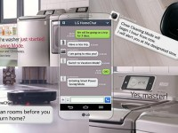 LG HomeChat позволит управлять бытовой техникой через смартфон