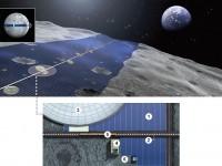 Япония хочет превратить Луну в солнечную электростанцию