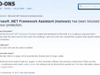Расширение для Firefox проводит SQL-атаки на сайты с компьютера пользователя