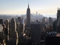 Нью-Йорк запускает крупнейшую в США сеть бесплатного Wi-Fi