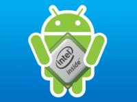 Intel создаст процессоры, совместимые с Android