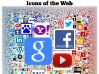 В Сети появилась карта Интернета, составленная из логотипов сайтов