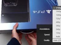 YouTube расширила меню для загрузки видео в формате Ultra HD