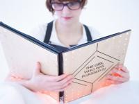 Сенсоры на книге передадут читателю ощущения и эмоции литературного героя