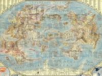 Художник нарисовал, пожалуй, самую красивую карту Интернета