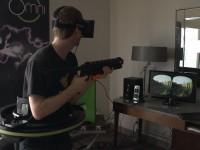 Создана система полного погружения в виртуальную реальность