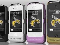Чехол для iPhone превращает устройство в электрошокер