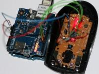 Инженер-любитель превратил компьютерную мышку в web-камеру
