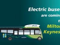 На дороги Британии выехали электроавтобусы с беспроводной подзарядкой
