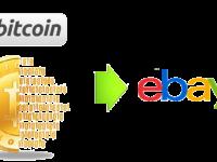 eBay начинает работать с большинством современных виртуальных валют
