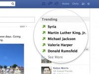 Facebook создала сервис для поиска самых обсуждаемых тем