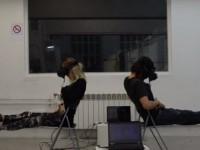"""Эксперимент с очками Oculus Rift позволяет участникам """"обменяться телами"""""""