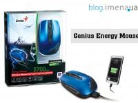 Мы тестируем: Genius Energy Mouse – беспроводная мышь с аккумулятором для подзарядки мобильных устройств