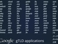 Google будет продавать пользовательские домены верхнего уровня