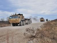 Армия США успешно испытала беспилотный конвой военной техники
