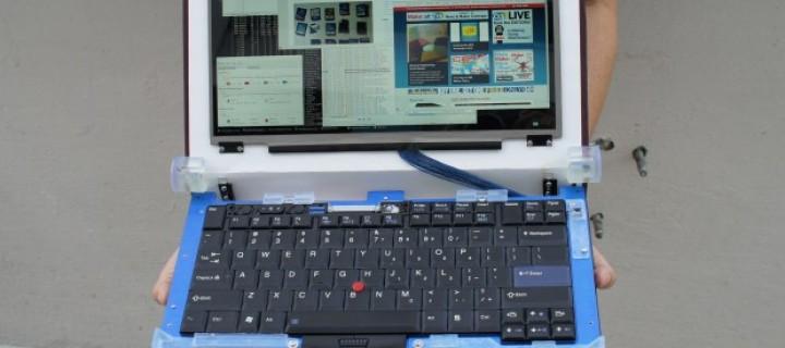 «Свободный» ноутбук готов к массовому производству