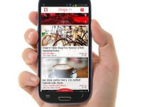 Сервис доставки рекламы на телефоны заработает в 2014 году