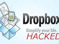 В результате хакерской атаки на Dropbox произошла утечка данных