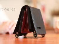 """Японцы создали кошелёк, который """"убегает"""", если хозяин превышает бюджет"""