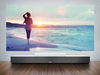 Проектор от Sony превращает стену в высококачественный 4К-экран