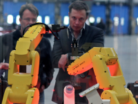 Исследователи считают, что из-за роботов в мире исчезнет половина рабочих мест
