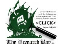 The Pirate Bay призывает пользователей помочь разобраться в Интернет-пиратстве