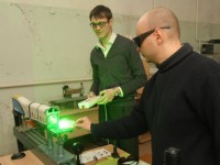 В России создали систему защиты электроники от лазеров