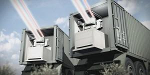 Израильские инженеры показали противоракетный лазерный комплекс