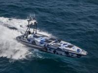 Израиль представил роботизированный патрульный катер
