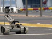 Бразилия закупает роботов-полицейских для работы во время ЧМ-2014