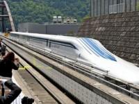 Новый пассажирский поезд-маглев разгоняется до 500 км/ч