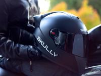 Начались испытания шлема дополненной реальности Skully P-1