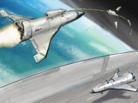 США разработали космический беспилотник для доставки грузов на орбиту