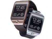 Samsung представила две модели «умных часов»
