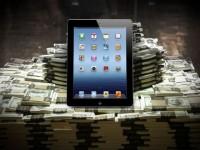 Apple выделяет на новые разработки и исследования меньше средств, чем её конкуренты