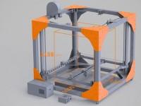 Создан 3D-принтер для печати мебели