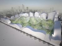В Китае готовятся строить купола, которые закроют мегаполисы от смога