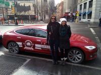 Электромобили Tesla Motors за 3 дня пересекли США и попали в Книгу рекордов Гиннеса