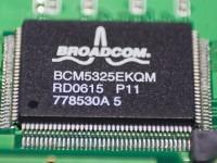 Broadcom разрабатывает модуль спутниковой навигации для носимой электроники