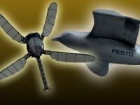 В Германии разработали двух роботов, имитирующих полёт чайки и стрекозы