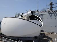 Впервые лазерная пушка поступила на вооружение военных сил США